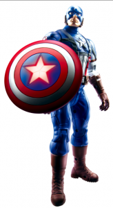 Captain America Electronic Figure