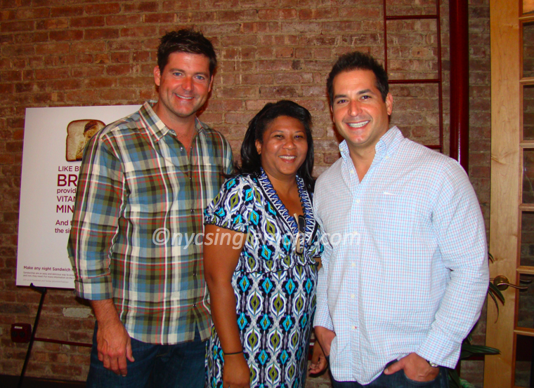The Perfect Chicken Sandwich from Paula Deen's sons Jamie and Bobby Deen
