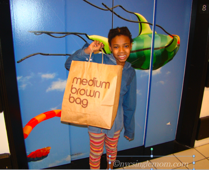 First Shopping Trip to Bloomingdale's and Louis Vuitton – Rite of Passage
