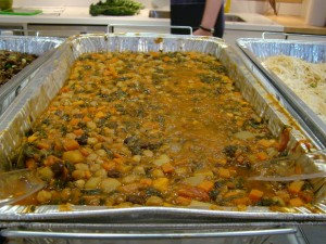 Allrecipes.com Moroccan Vegetarian Stew