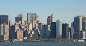 New York Downtown Skyline (photo credit:nycsinglemom.com)