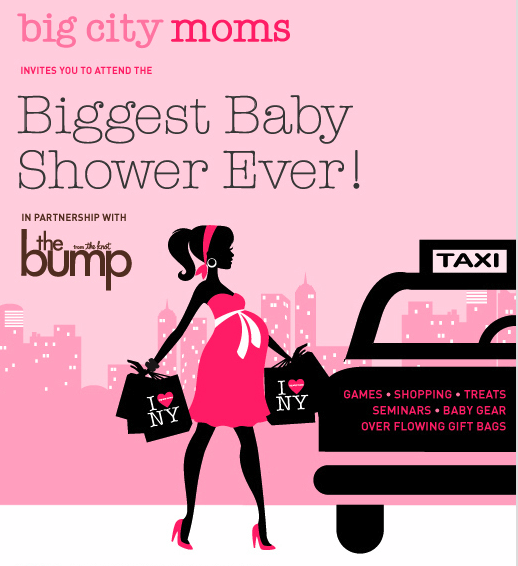 big city mom biggest baby shower event ever nyc single mom