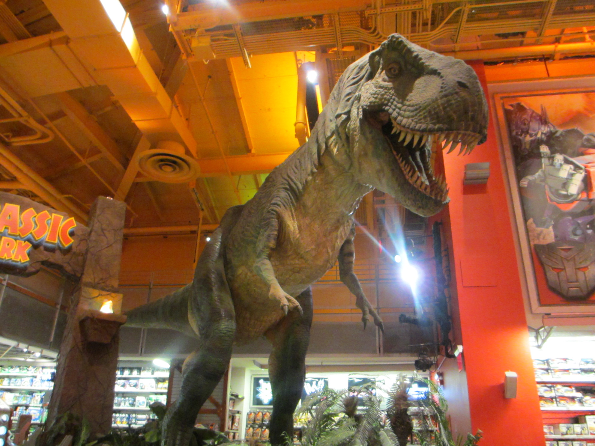 Dinosaurs Toys R Us : Reasons to visit toys quot r us times square