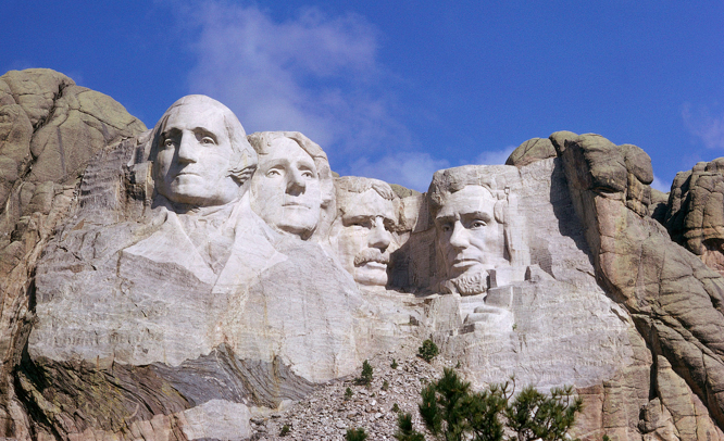 10 president 39 s day interesting and fun facts for Interesting facts about mount rushmore