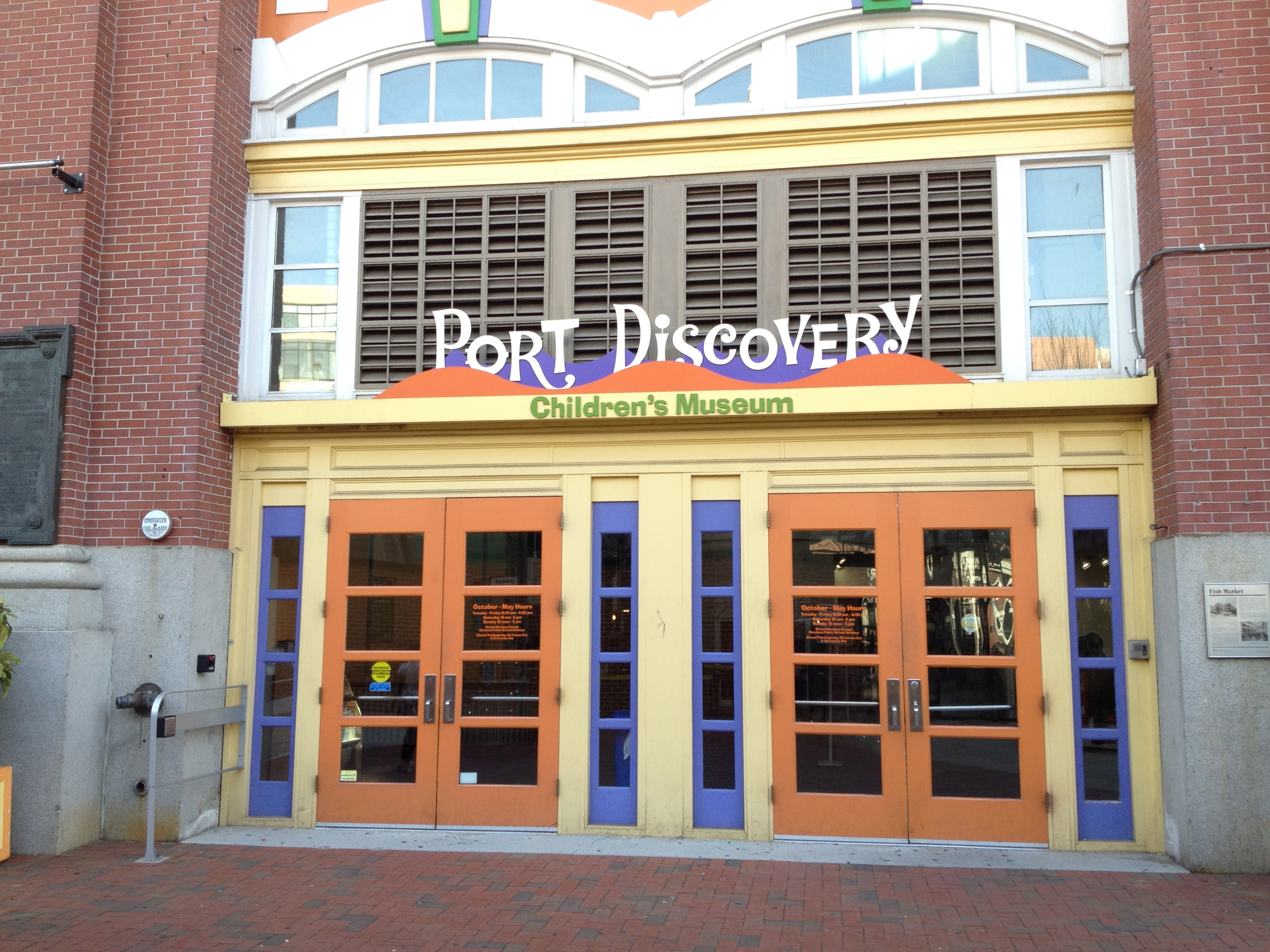 Buy Port Discovery Childrens Museum tickets online 24/7 at Ticket Down and know you are getting authentic tickets that come with a customer satisfaction guarantee. If you want to know where to buy the cheapest Port Discovery Childrens Museum tickets online, you're at the right site! Discount Offer.