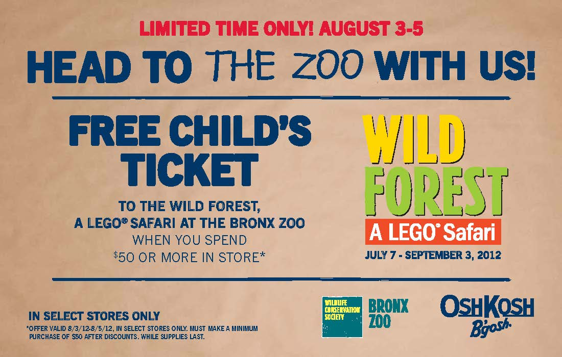 Bronx zoo coupons aaa