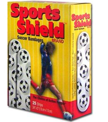 Sports Shield Bandages