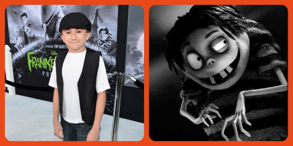 Alberto E. Rodriguez, WireImage, Sparky the Dog, Frankenweenie images, The Middle cast, Frankenweenie Cast, Frankenweenie images, Tim Burton Movies, Winona Ryder movies, nycsinglemom