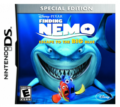 Ellen DeGeneres, Finding Nemo in 3D, Nintendo DS games for kids