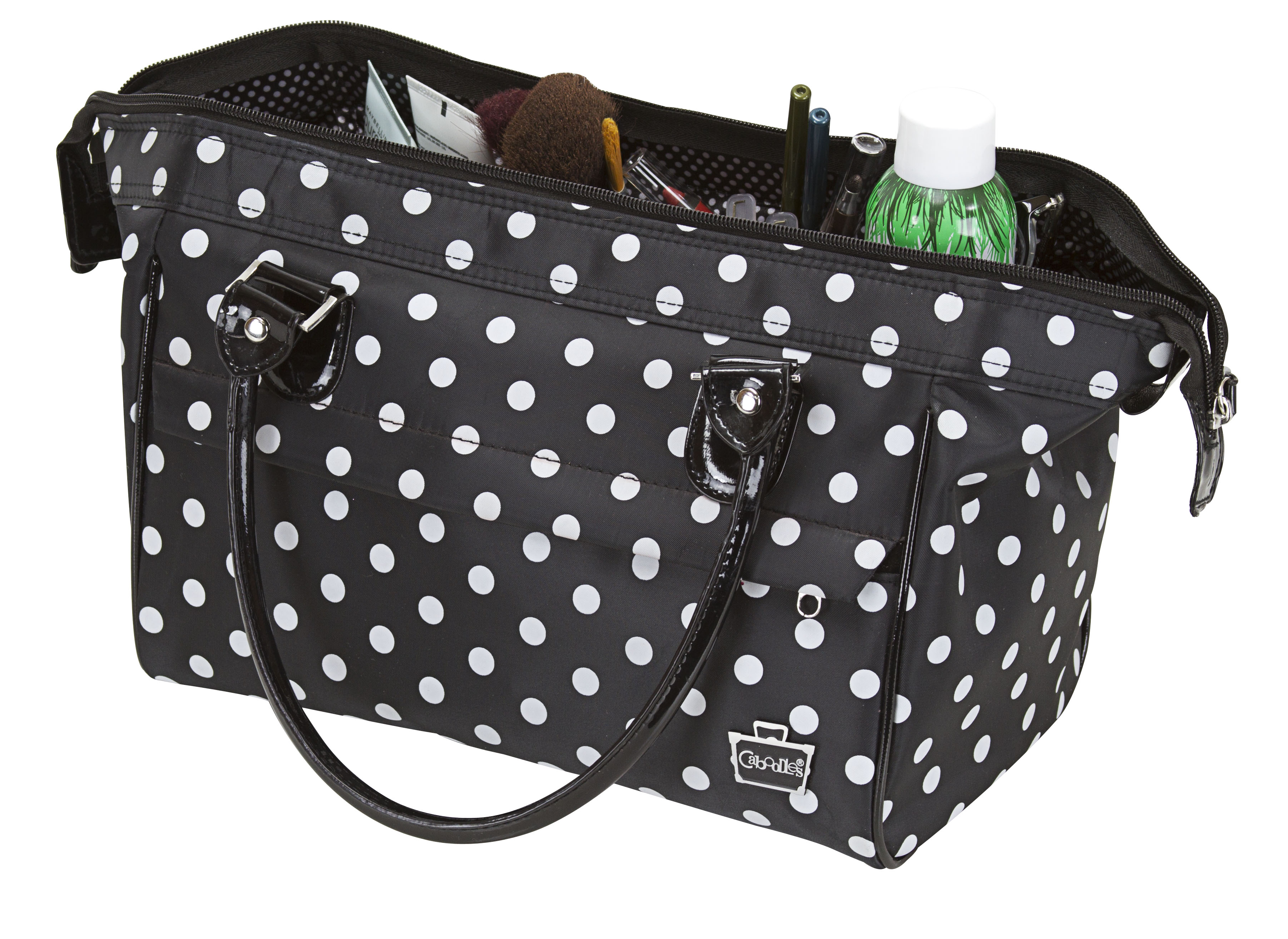 Envy It Bag Open Front, Caboodles