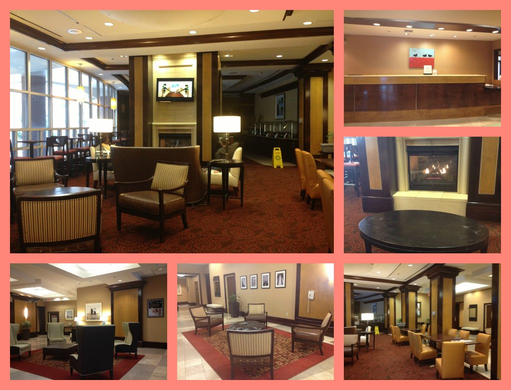 Homewood Suites Lobby, Hotels Near The White House, Hotels Near The Mall