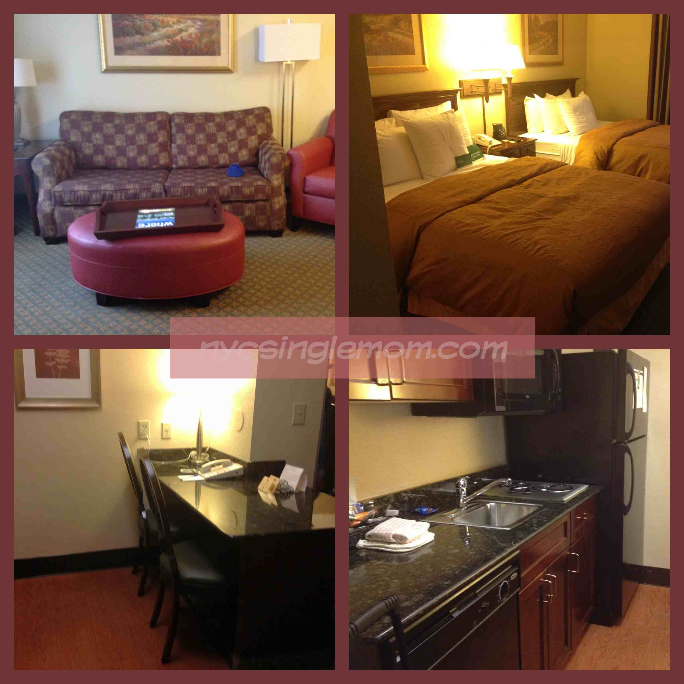 Homewood Suites by Hilton Washington, D.C  Review @HiltonHotels