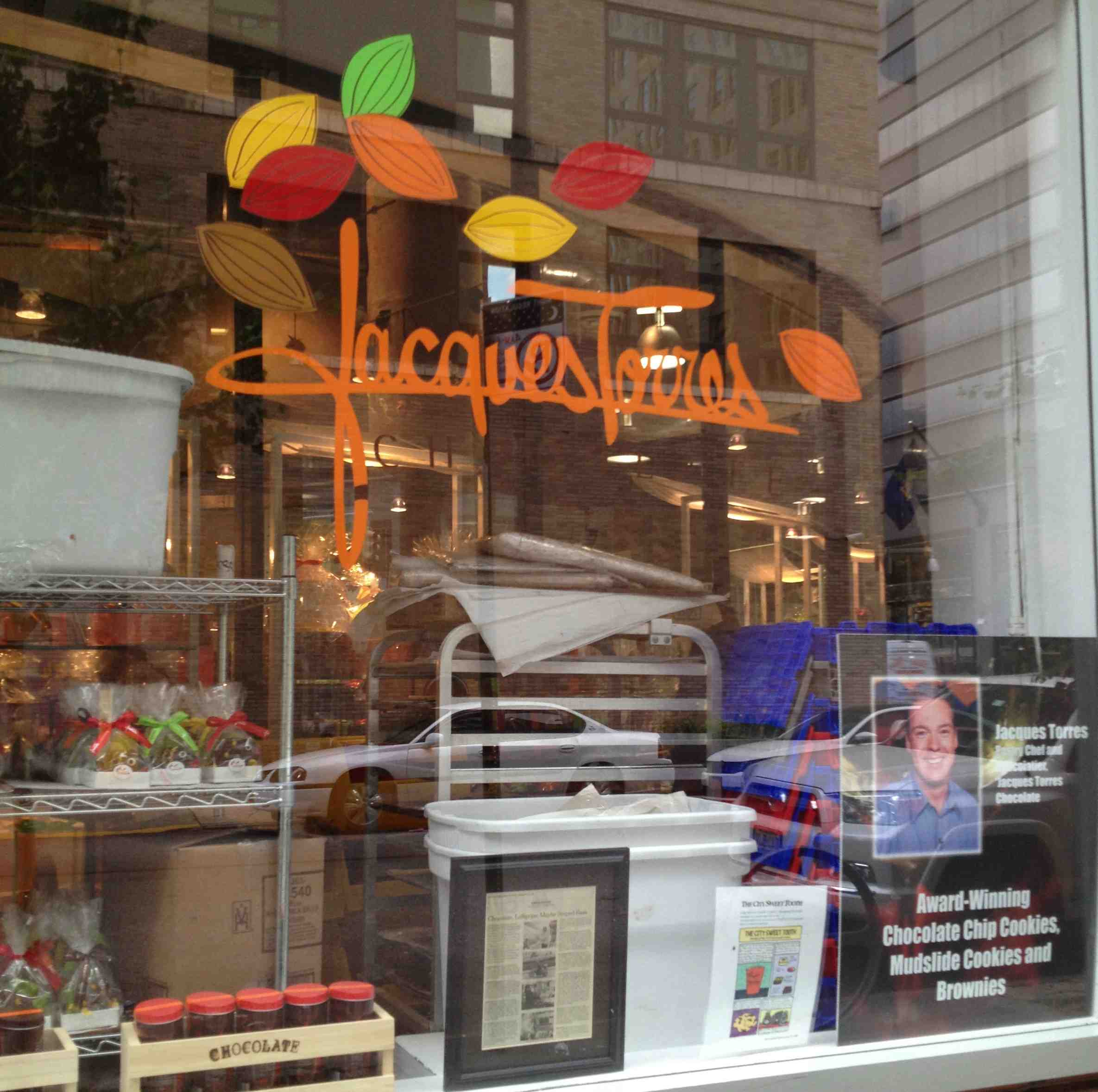 Jacques Torres Celebration featuring Driscoll's Strawberries