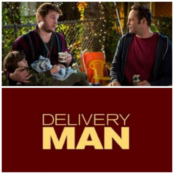 Delivery Man Movie, Delivery Man's Chris Pratt and Vince Vaughn