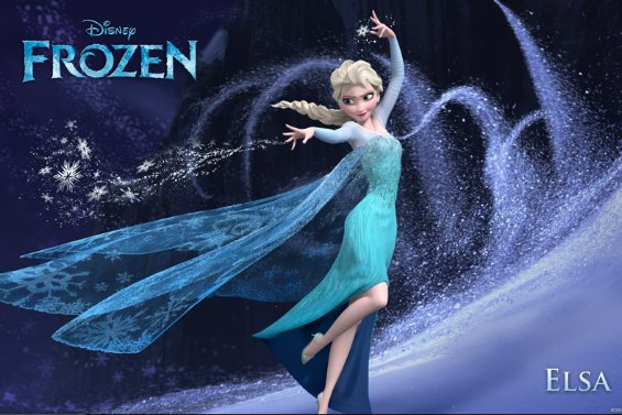 Elsa from Frozen Comes to The Strand in Feb. 28 and March 1 @DisneyFrozen #TheStrand