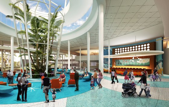 Preview Rates to Celebrate Universal's Orlando New Cabana Bay Beach Resort @UniversalORL