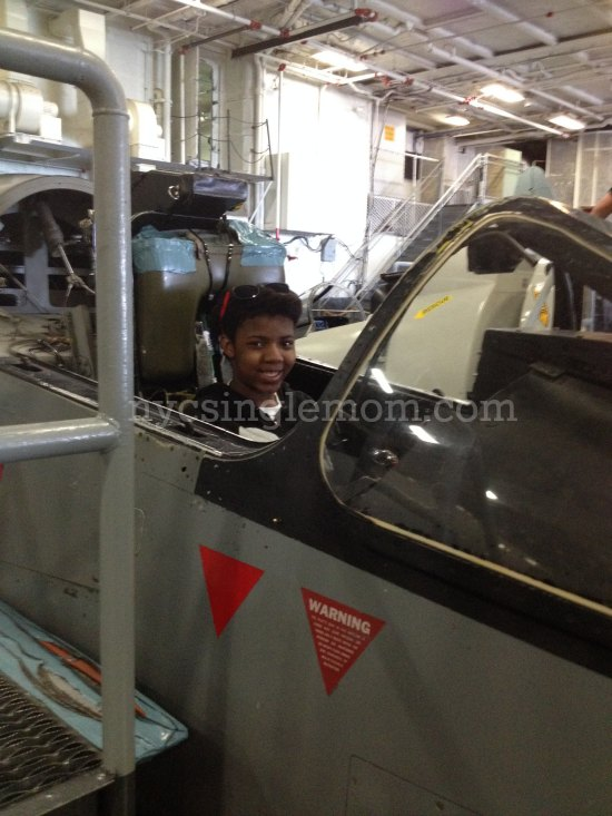 Visiting Midway Aircraft Carrier Museum It's Top Gun for Real – @USSMidwayMuseum @visitsandiego