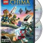 LEGO legends of chima dvd