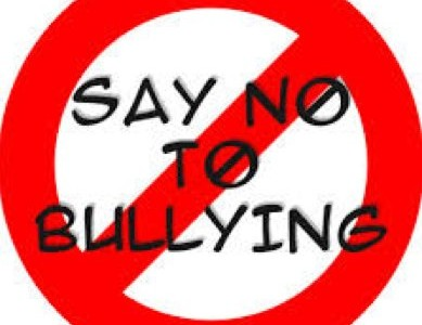 Say No to Online Bullying