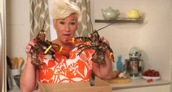 Chef Anne Burrell Lobster Recipes