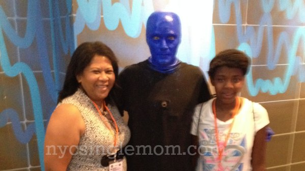 Blue Man Group Rocks the House  @BlueManGroup @UniversalORL