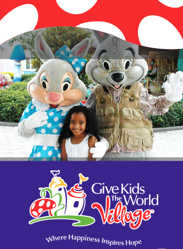 Inspiring Hope at Give Kids the World Resort @gktwvillage