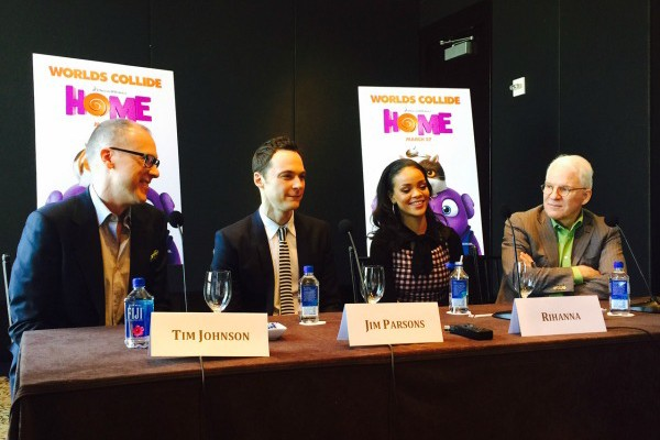 GIVEAWAY: 7 Fun Facts I learned During My Interview with the Stars of DreamWorks Home #DreamWorksHOME