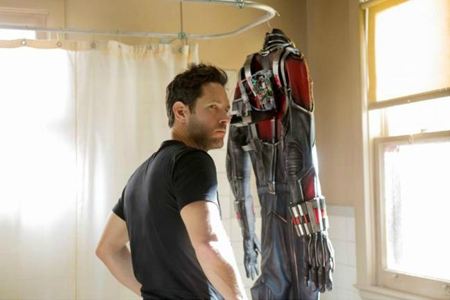 REVIEW AND $50 FANDANGO GC GIVEAWAY @Marvel's Ant-Man Starring Paul Rudd Is a Flying Good Time #AntMan @AntMan @FANDANGOFAMILY