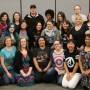 Kevin Feige Group Photo