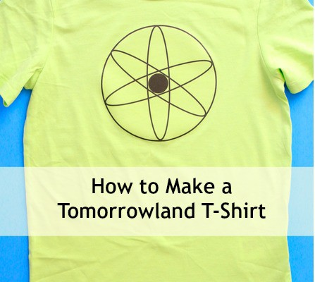 $50 @Fandango Gift Card Giveaway – How to Make a Tomorrowland T-Shirt  #FandangoFamily