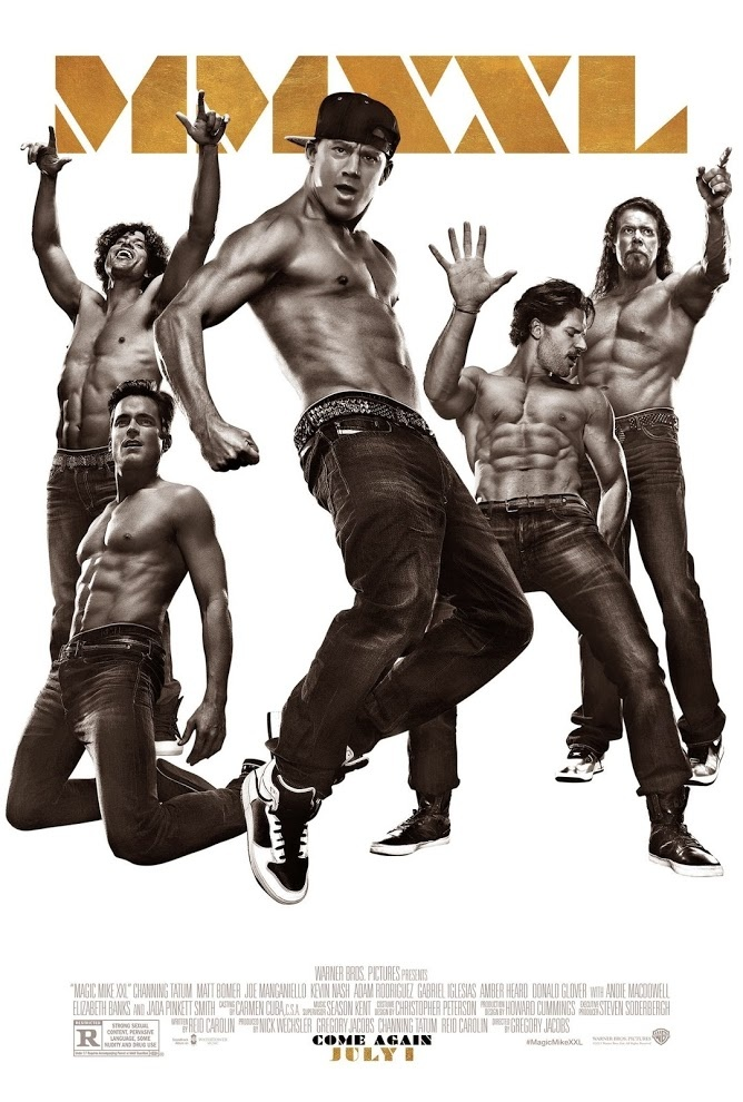 Organize a Girls Night Out To See Magic Mike XXL- It Will Be A Memorable Experience @magicmikemovie @Fandango