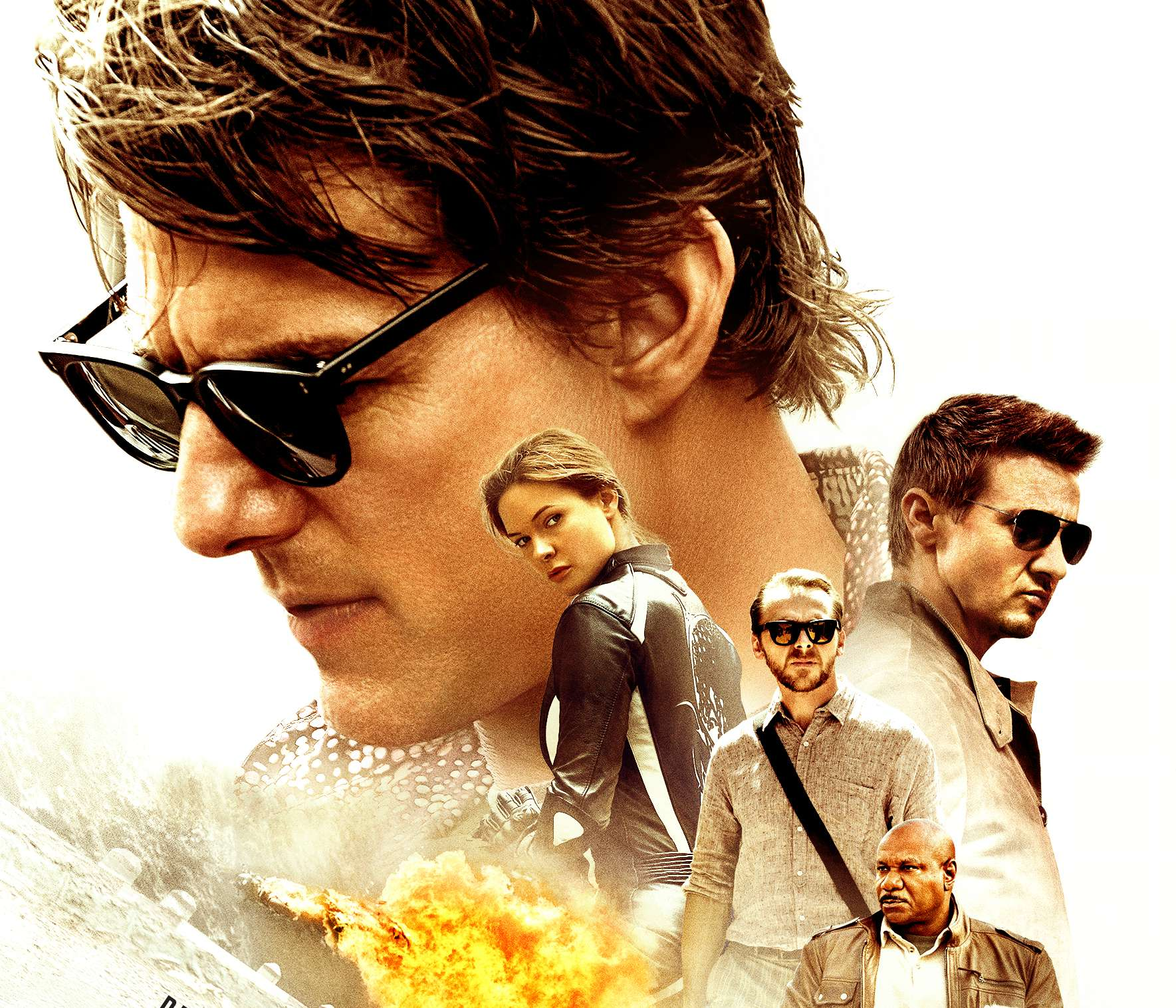 Tom Cruise in Mission: Impossible Rogue Nation Offers The Summer's Best Thrill Ride @MissionFilm #MissionImpossible #Mompossible #spon