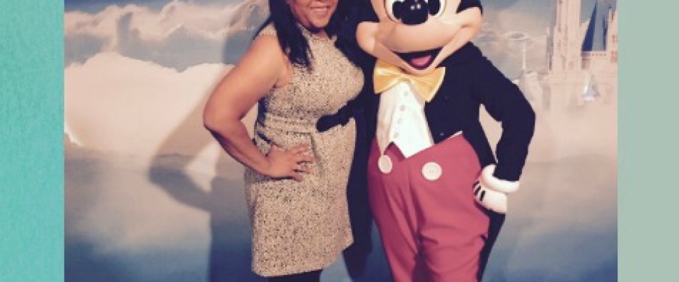 Who Can Resist Mickey Mouse?  ##DSMMoms