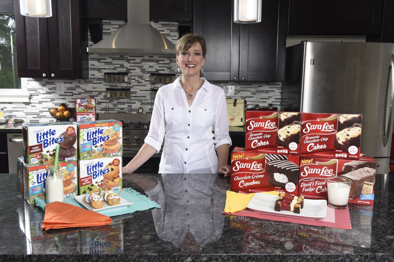 The ABC's of Back to School with Entenmann's Little Bites and Sara Lee Snacks  #GoodToGo @SaraLeeDesserts@Entenmanns