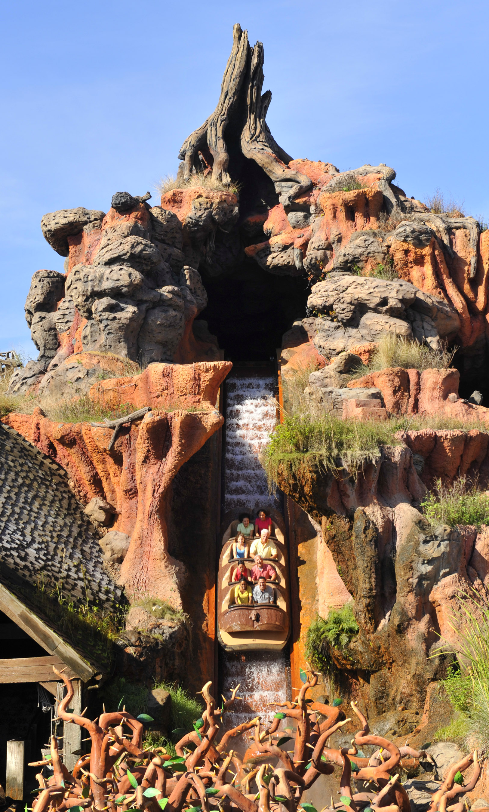 Disney World Rides for Tweens and Teens