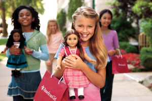American Girl Package at the Omni Berkshire @AmericanGirl @OmniBerkshire