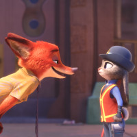GIVEAWAY: Chatting with the Disney Studios' Story and Animation Team on Bringing Zootopia to the Big Screen @Zootopia  #Zootopia