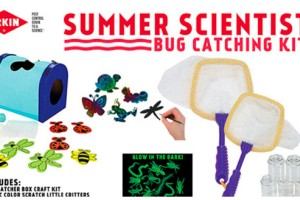 Summer Scientist  Bug Catcher Craft Kit Giveaway #LearnWithOrkin  @TheOrkinMan