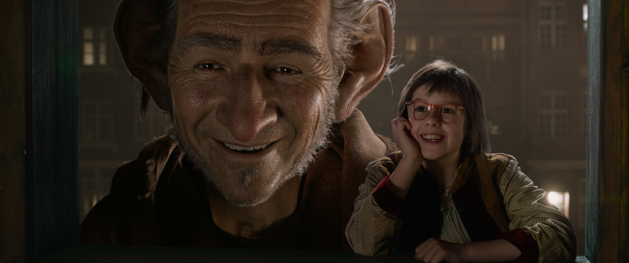 REVIEW - Disney's THE BFG is a delightful movie for the entire family #TheBFG