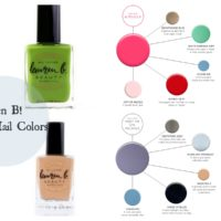 Mani/Pedi Color Option Recommendations from Skyy Hadley and Lauren B!