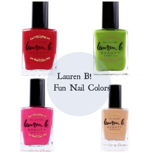Mani/Pedi Color Option Recommendations From Skyy Hadley