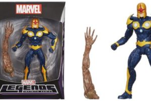 @Marvel Guardians of The Galaxy Nova Action Figure