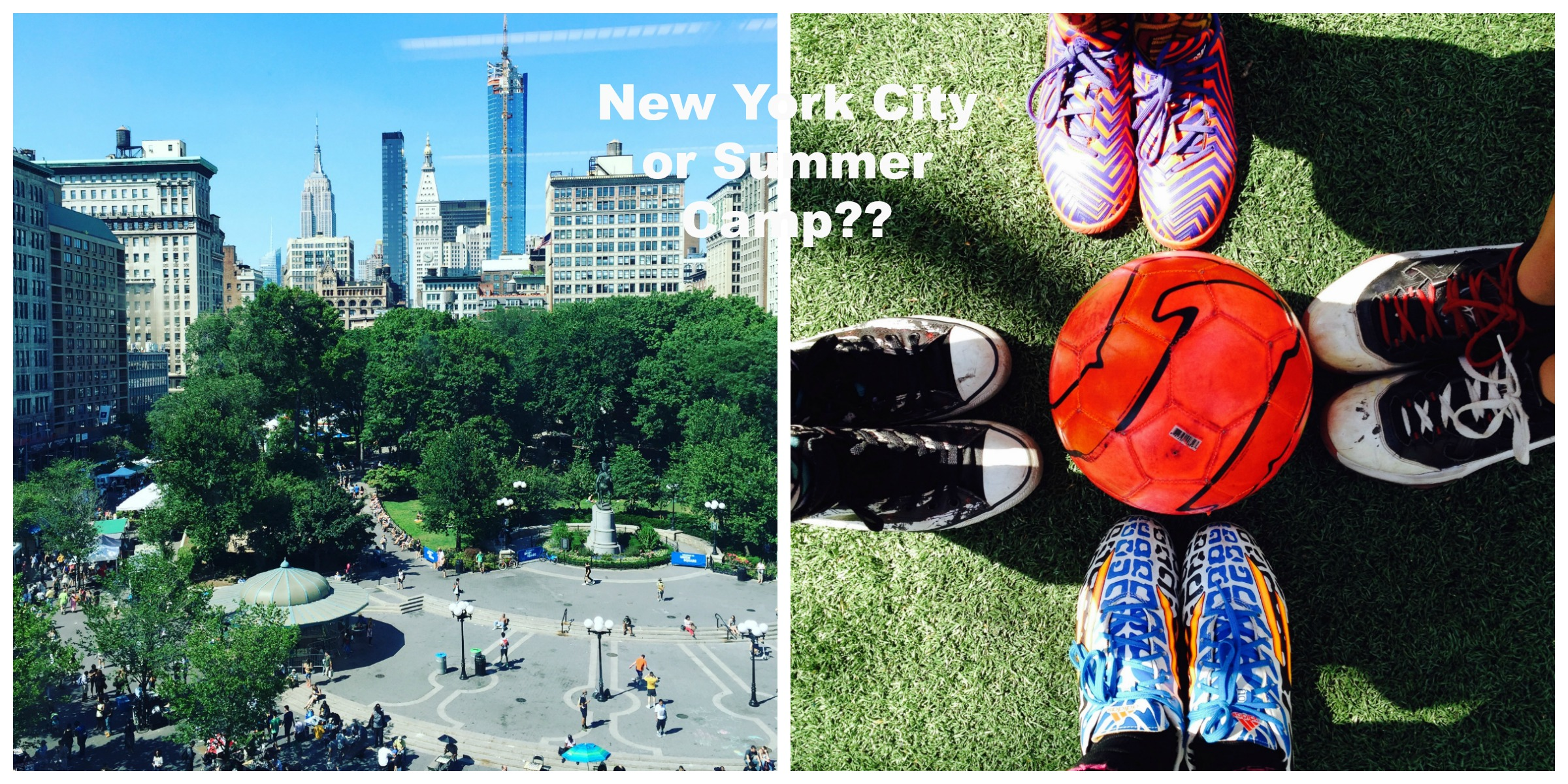 Where do New York Kids Go For The Summer? #NYCLiving #Parents