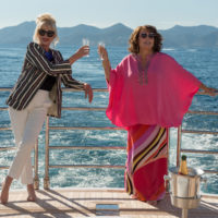 Absolutely Fabulous is the Summer Comedy Hit – Jennifer Saunders and Joanna Lumley are LOL as ever #ad @ABFabMovie #ABFabMovie