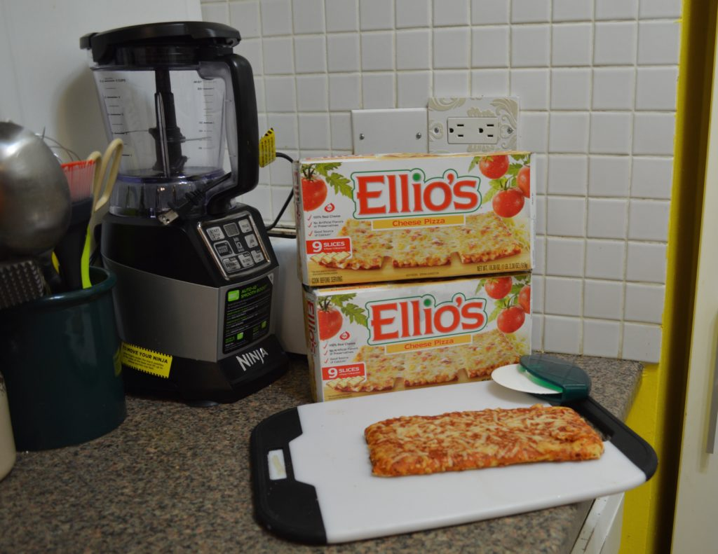 """Ellios Pizza Kitchen"""