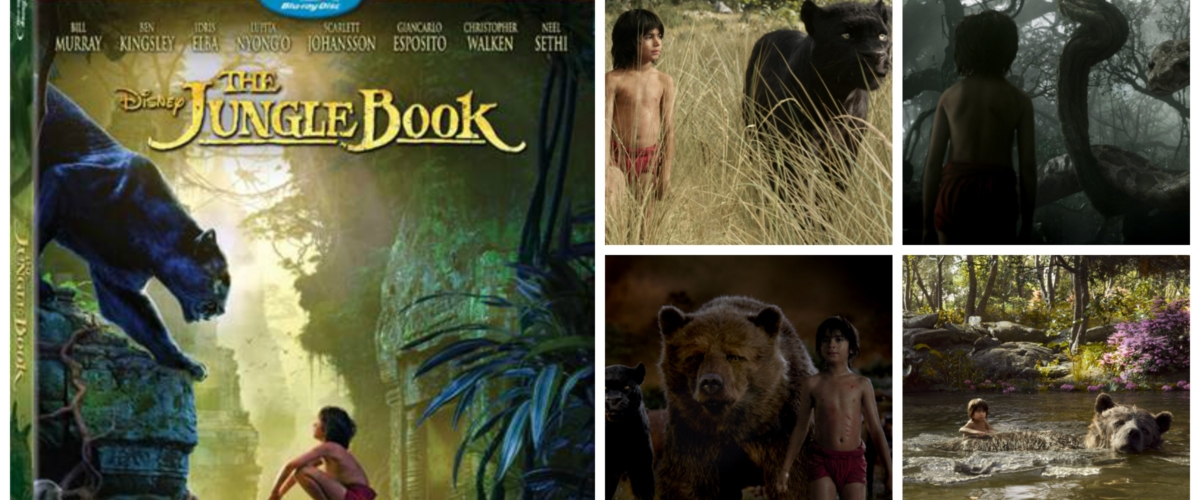 The Jungle Book Bonus Feature Highlights and Blu-Ray  Review #JungleBookBluray