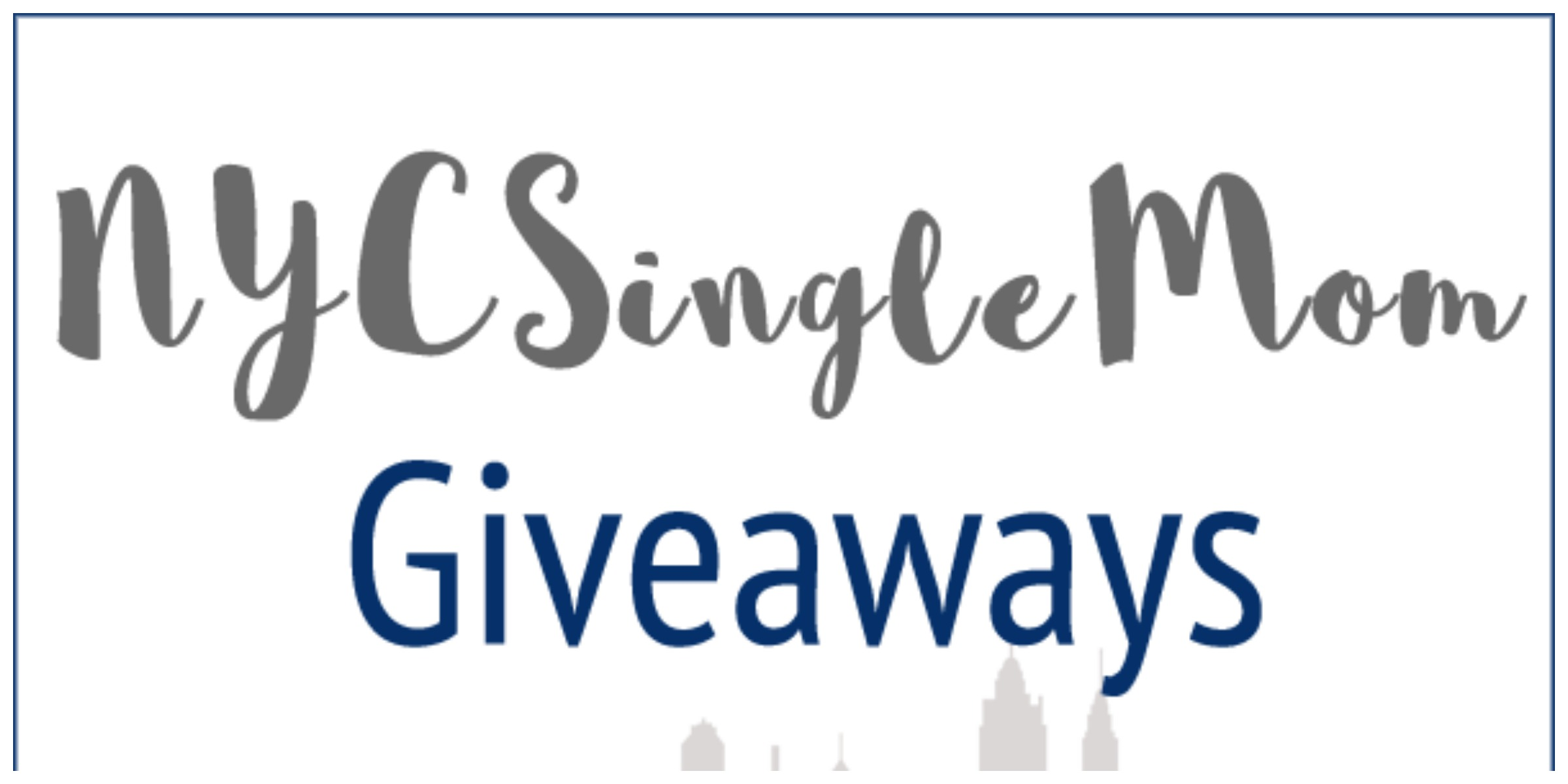 Latest Giveaways from NYC Single Mom Back to School Edition (Includes $1,000 BTS Giveaway)