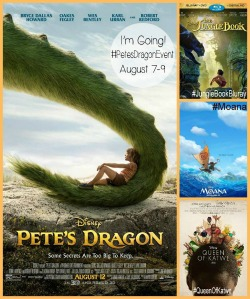 Disney's Pete's Dragon Event