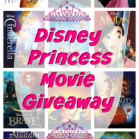 GIVEAWAY: Win the Entire 11 Movies from The  Disney Princess Movie Collection