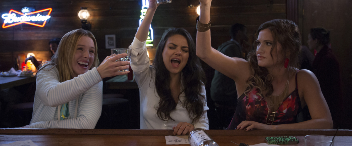 GIVEAWAY: Bad Moms Available on  Blu-ray and DVD November 1